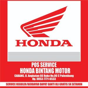 POS SERVICE HONDA BINTANG MOTOR
