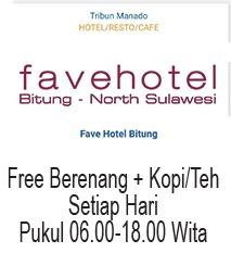Fave Hotel Bitung