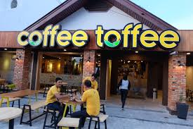 COFFEE TOFFEE MARGONDA 1
