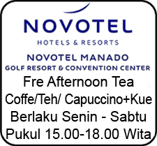 NOVOTEL MANADO GOLF AND CONVENTION CENTER