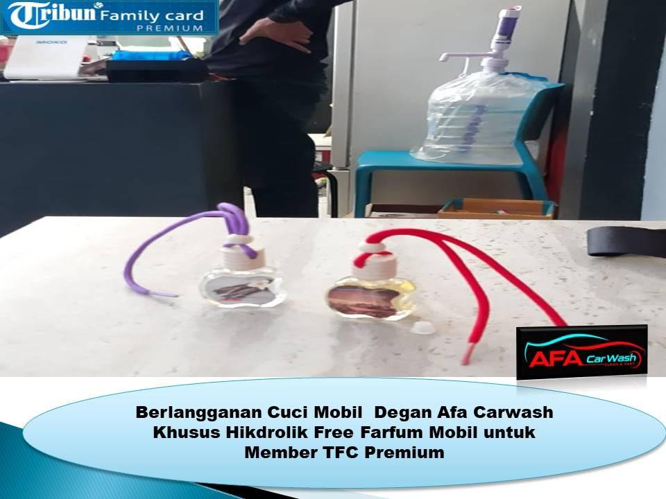Khusus Hidrolik Free Parfum Mobil di AFA  Carwash