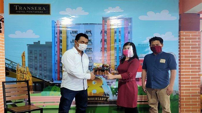 Momentum Hari Jadi Ke-8 Hotel Transera, Tribun Pontianak dan Transera Terus Tingkatkan Sinergitas
