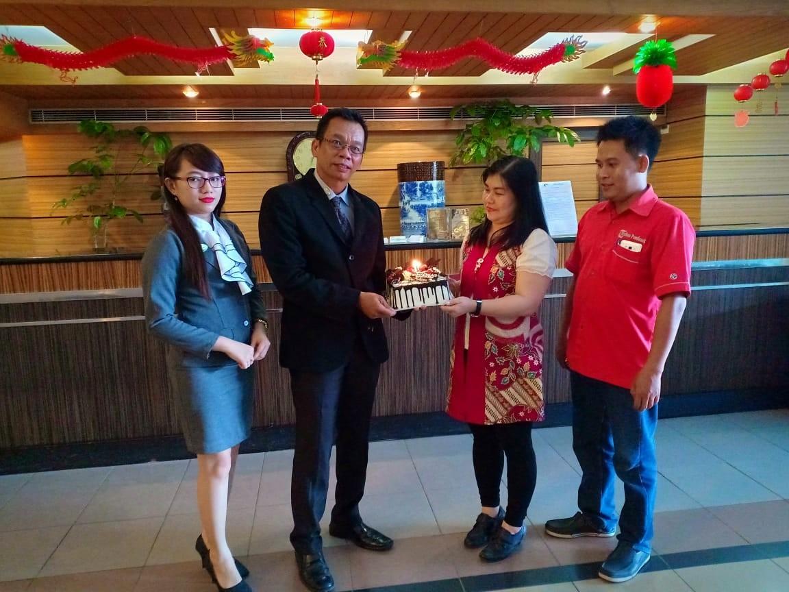 HUT Kapuas Hotel Pontianak ke-36, Tribun Pontianak Beri Kado Spesial